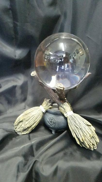 Crystal ball set