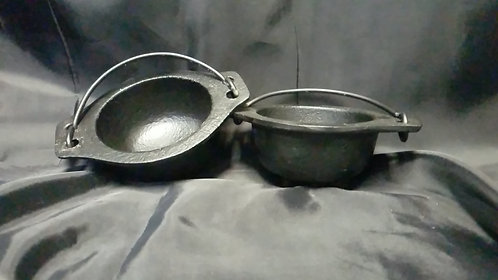 Cauldron/incense burner