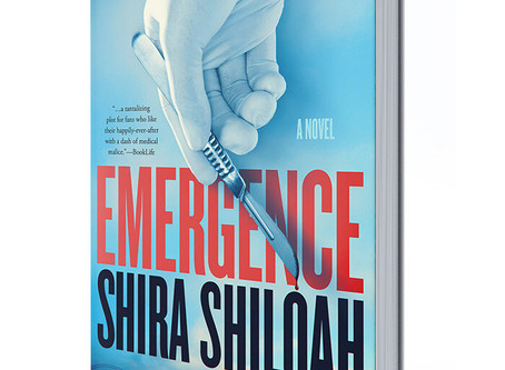 Self-Pub Author Spotlight: Shira Shiloah, MD