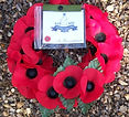 Medway Martyrs Poppy Wreath