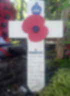Medway Martyrs Memorial Cross