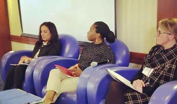 Dr Olu Speaks-Can- Afri Women Entrepreneur