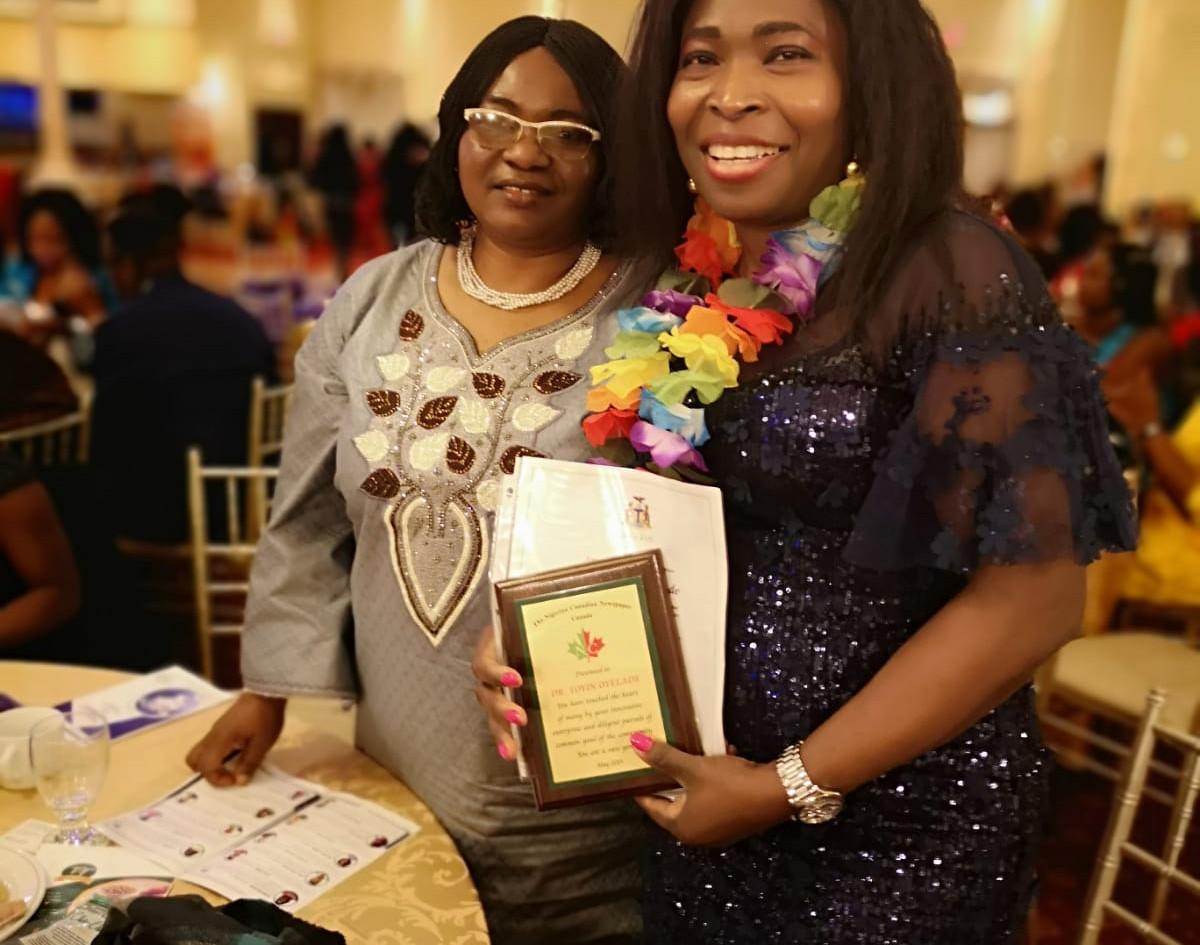 2019 Superwomen Achiever's - Nigerian Canadian News