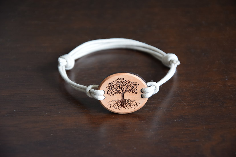 copy of Bracelet Tree of life - planted in the world