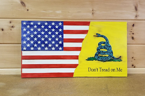 Gadsen/American Flag #64