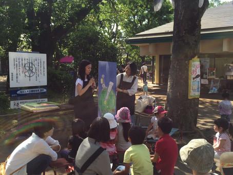森の児童館 子供の日のお祭りお手伝い!
