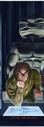 The Mad Thinker ( and his Awesome Android )
