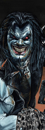 Lobo - Intergalactic Bounty Hunter