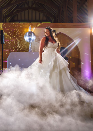 Dry Ice dancing on the clouds FX - £185