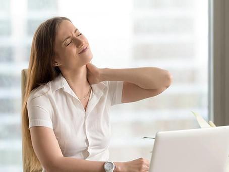 Télétravail et douleurs articulaires : oui au premier, non aux secondes!