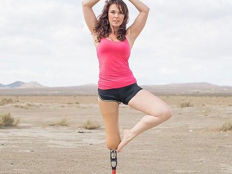 Une histoire de jambe courte...
