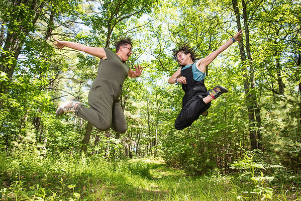 Molly and Alice Jumping!.jpg