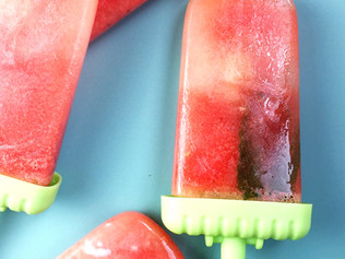 Watermelon Mint Icepops