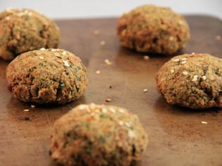 Herb Packed Falafel