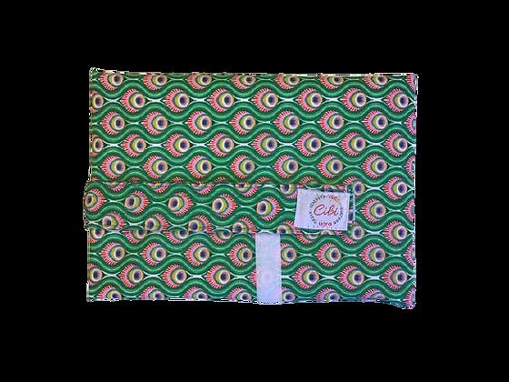 ÉLELMISZERBIZTOS ÚJRASZALVÉTA - Páva zöld XL