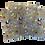Thumbnail: Cibibee - Méhviaszos élelmiszercsomagoló - M szett / 3 db Szafari