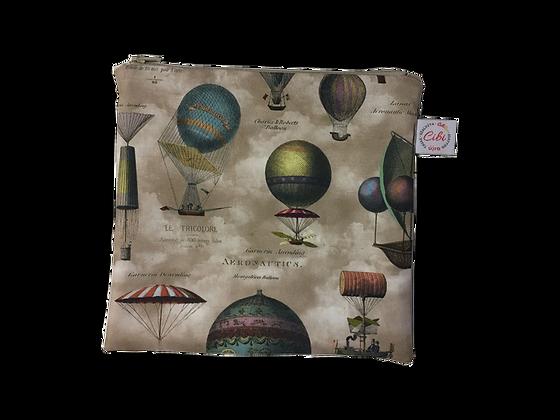 ÉLELMISZERBIZTOS ÚJRATASAK - Hőlégballon XL