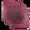Thumbnail: Méhviaszos élelmiszercsomagoló - S szett / 3 db - Pink