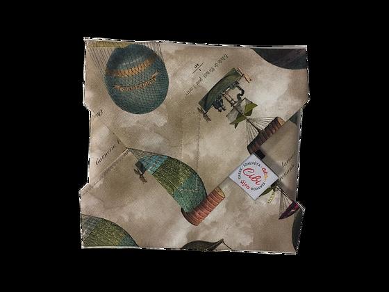 ÉLELMISZERBIZTOS ÚJRASZALVÉTA - Hőlégballon