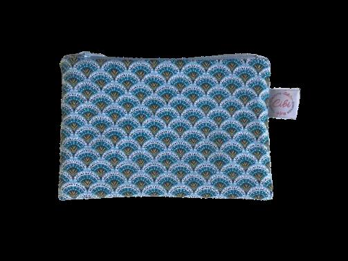 ÉLELMISZERBIZTOS ÚJRATASAK - Dűne kék 18x12