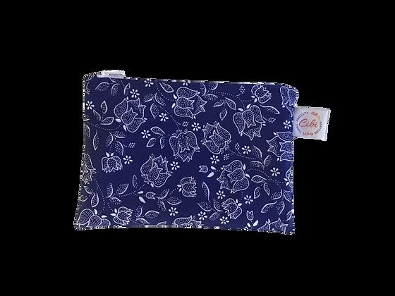 ÉLELMISZERBIZTOS ÚJRATASAK - Kékfestő tulipán 18x12