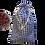 Thumbnail: Bélelt Kenyeres Zsák - Kockás kék