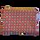 Thumbnail: ÉLELMISZERBIZTOS ÚJRATASAK - Páva piros 18x12