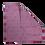 Thumbnail: ASZTALI TEXTIL SZALVÉTA - Paralelogramma pink