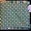 Thumbnail: ÉLELMISZERBIZTOS ÚJRATASAK - Páva türkiz XL