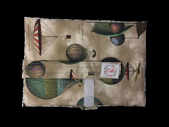 ÉLELMISZERBIZTOS ÚJRASZALVÉTA - Hőlégballon XL