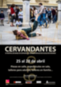 Festival de danza Cervandantes
