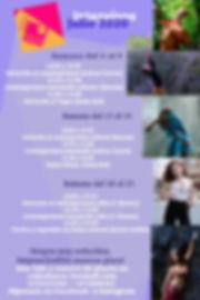 Cursos de danza Julio 2020 en Alcalá de Henares