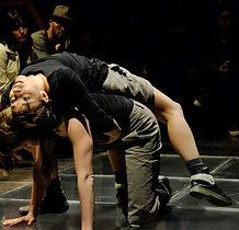 Esto va dedicado a un tal Cooper en Cervantes, festival de danza contemporánea de Alcalá de Henares (Corral de Comedias)