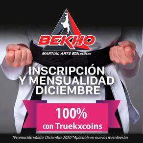 🎄 Estamos de fiesta con 🔀 Truekx 😎, inscríbete  y paga tu mensualidad al 100% TRUEKXCOINS💰