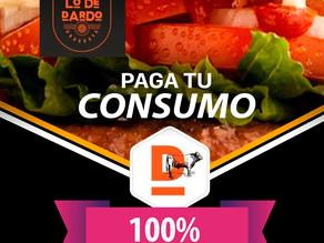 Lo De Dardo 🍔🍔 se unen al festejo del aniversario TRUEKX, tu consumo 100% en TRUEKXCOINS💰