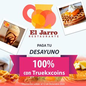 El Jarro tiene siempre los mejores desayunos 🍳