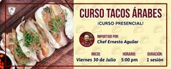 CURSO TACOS ARABES-W
