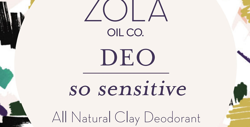 DEO: So Sensitive- Wholesale