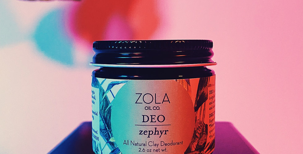 Deo: Zephyr