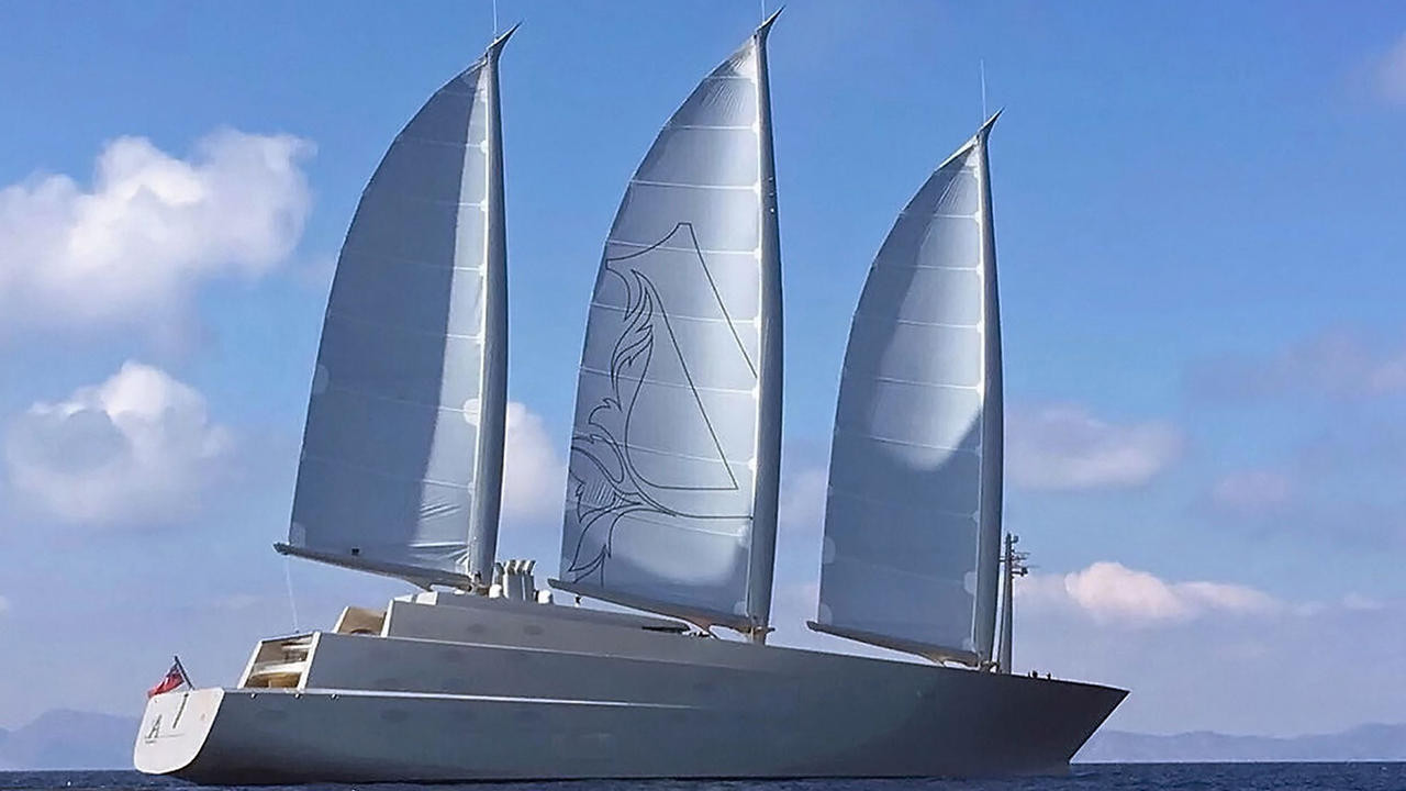 Refit of Sailing-Yacht-A