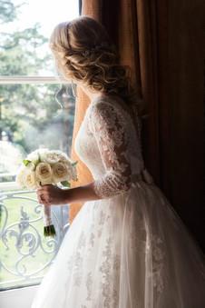 Bridal stylist, princess style, destination wedding, bridal hairstyle