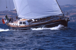 Franchini 50 - Single handed atlatic crossing
