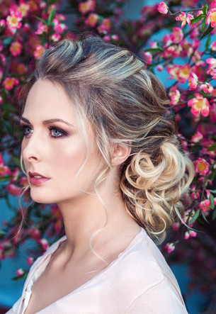Bridal makeup and hair stylist, bridal photoshoot,