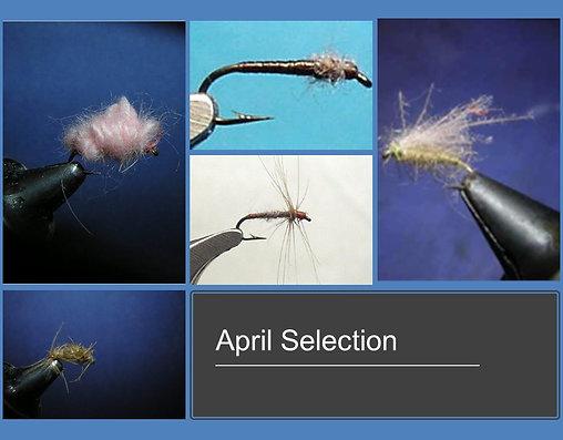 April Selection #1