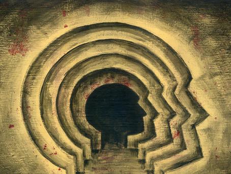 Step back & observe the mind