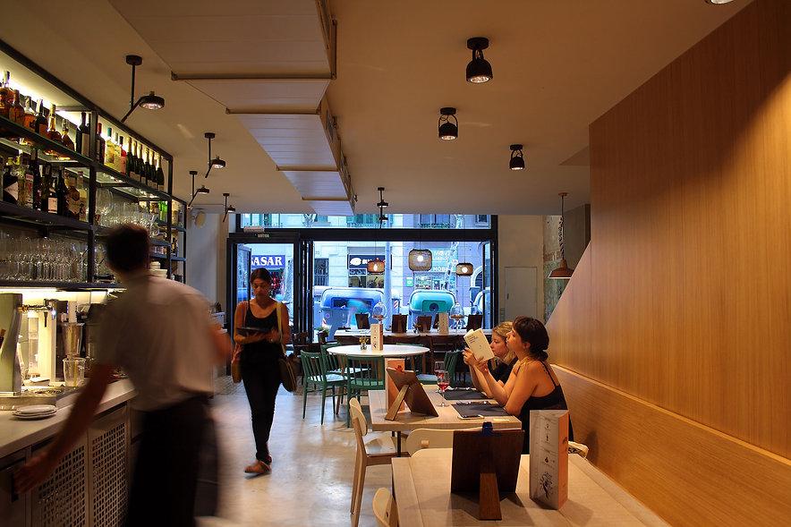 Sagrada Familia Boogie Restaurant Singular