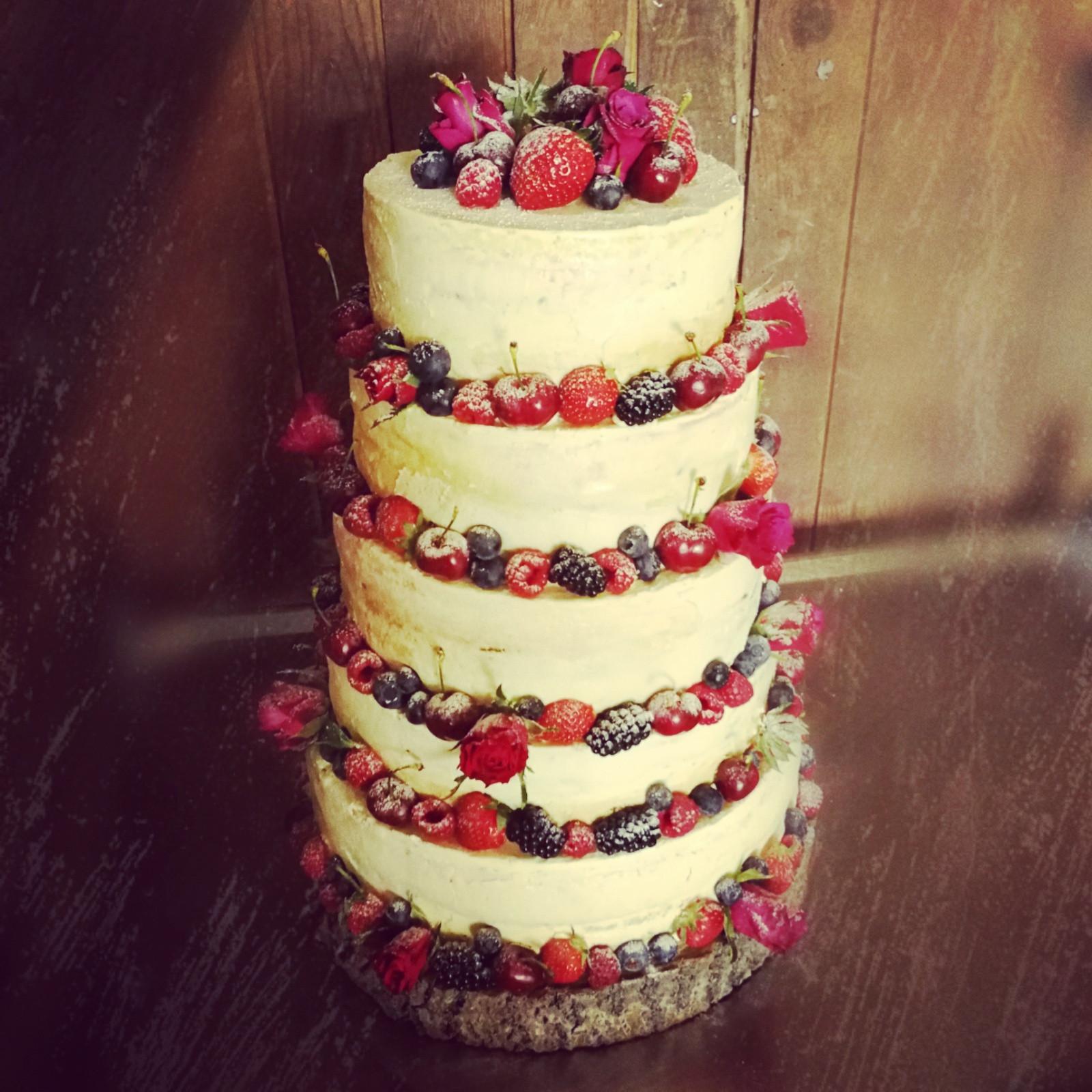 Whoopie wedding cakes / bryllupskager