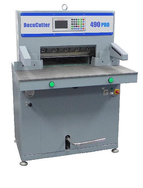 Guilhotina Automática Docucutter 490 PRO