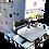 Thumbnail: Furadeira de Papel Sicoli - 2 Furos