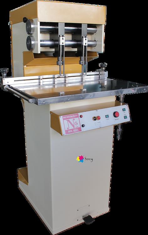 Máquina Furadeira de papel Numergraf Hidráulica